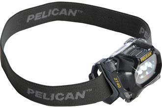 2740 - Powerful Bright LED Head Lamp Pelican 2740