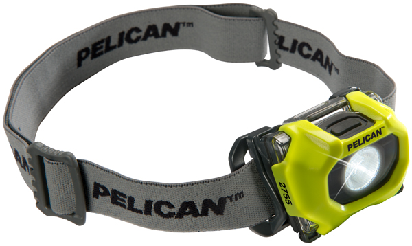 2755 - Pelican 2755 LED Head Lamp Safety Light