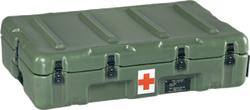 472-MEDCHEST-2 - Mobile Medica 472-MEDCHEST-2 Hardigg Medical Chest