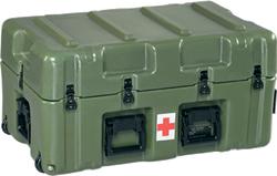 472-MEDCHEST-5 - 472-MED-5-TOTE Tote Medical Chest Hardigg medical