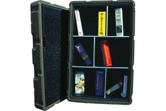 472-BKSH-100 - 472-BKSH-100 Mobile Bookcase Pelican mobile office
