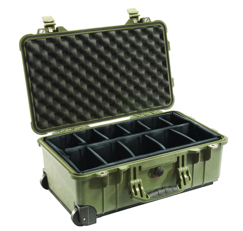 1510 - 1510 Pelican Case Carry On Pelican Protector Case