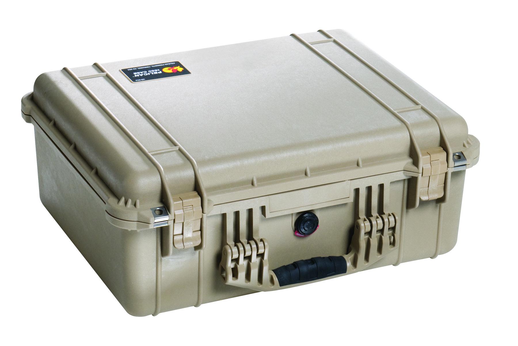 1550 - Pelican 1550 Pelican Camera Case Custom Foam