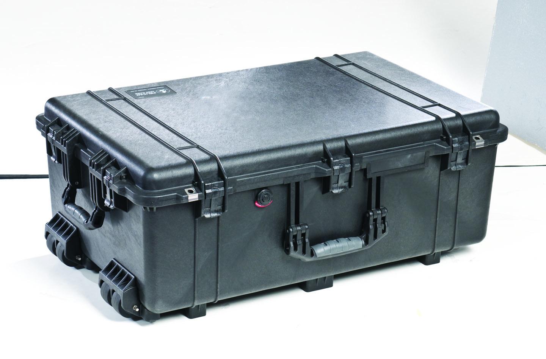 1650 - Pelican 1650  Equipment Case Custom Cut Foam