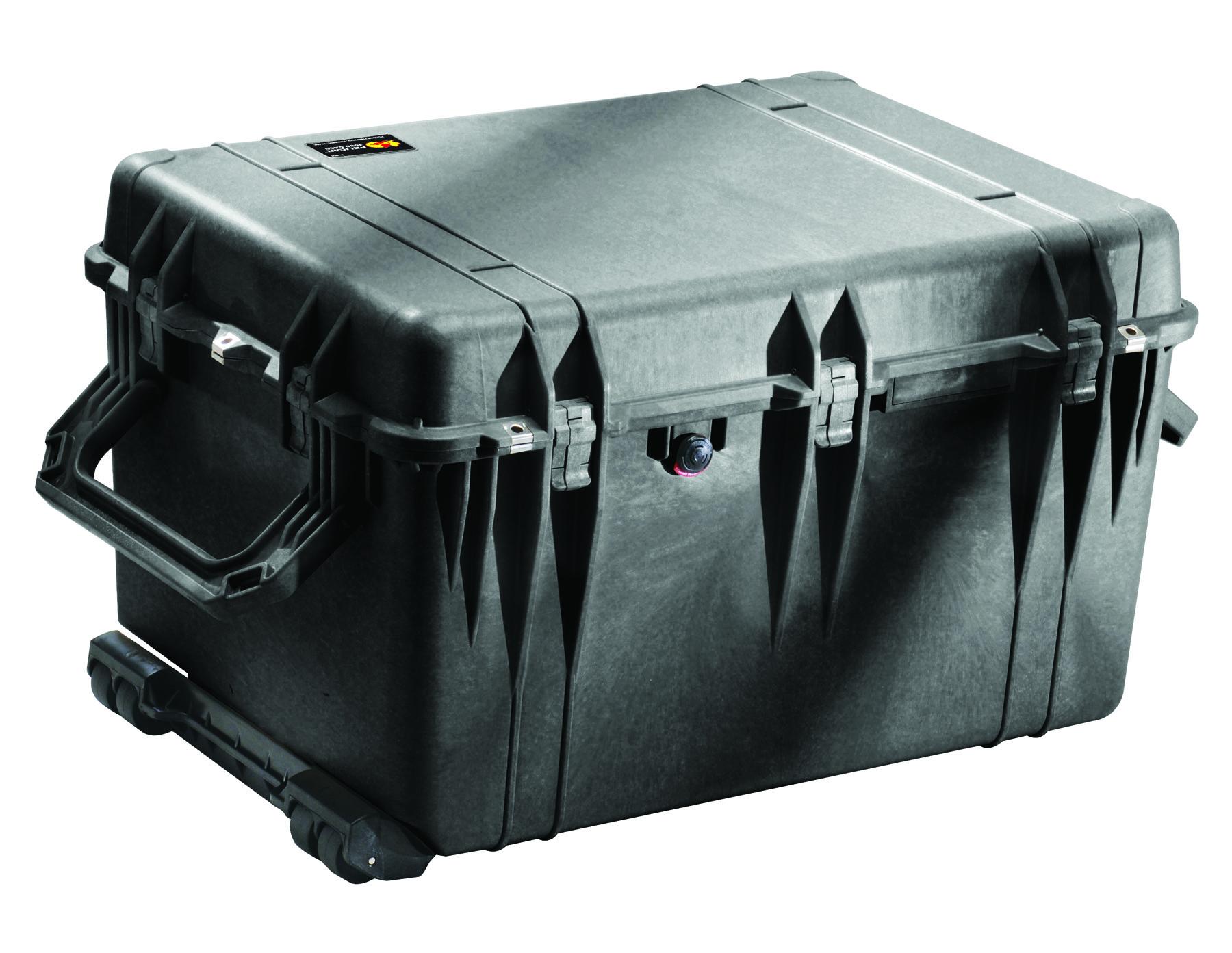 1660 - Pelican 1660 Rolling Case Custom Foam Inserts