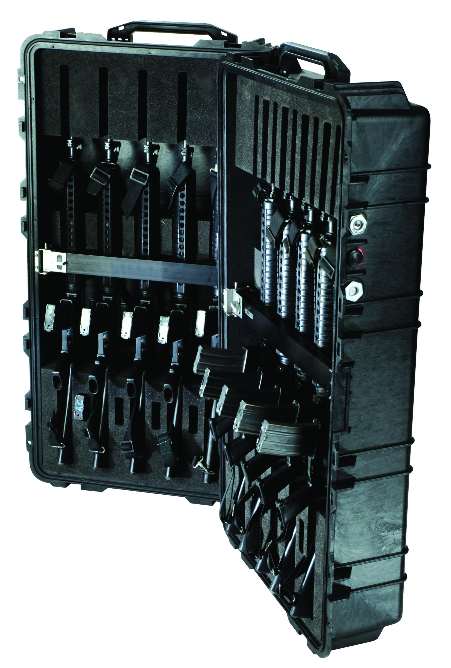 1780H - Pelican 1780HL Weapons Case Rifles liner insert