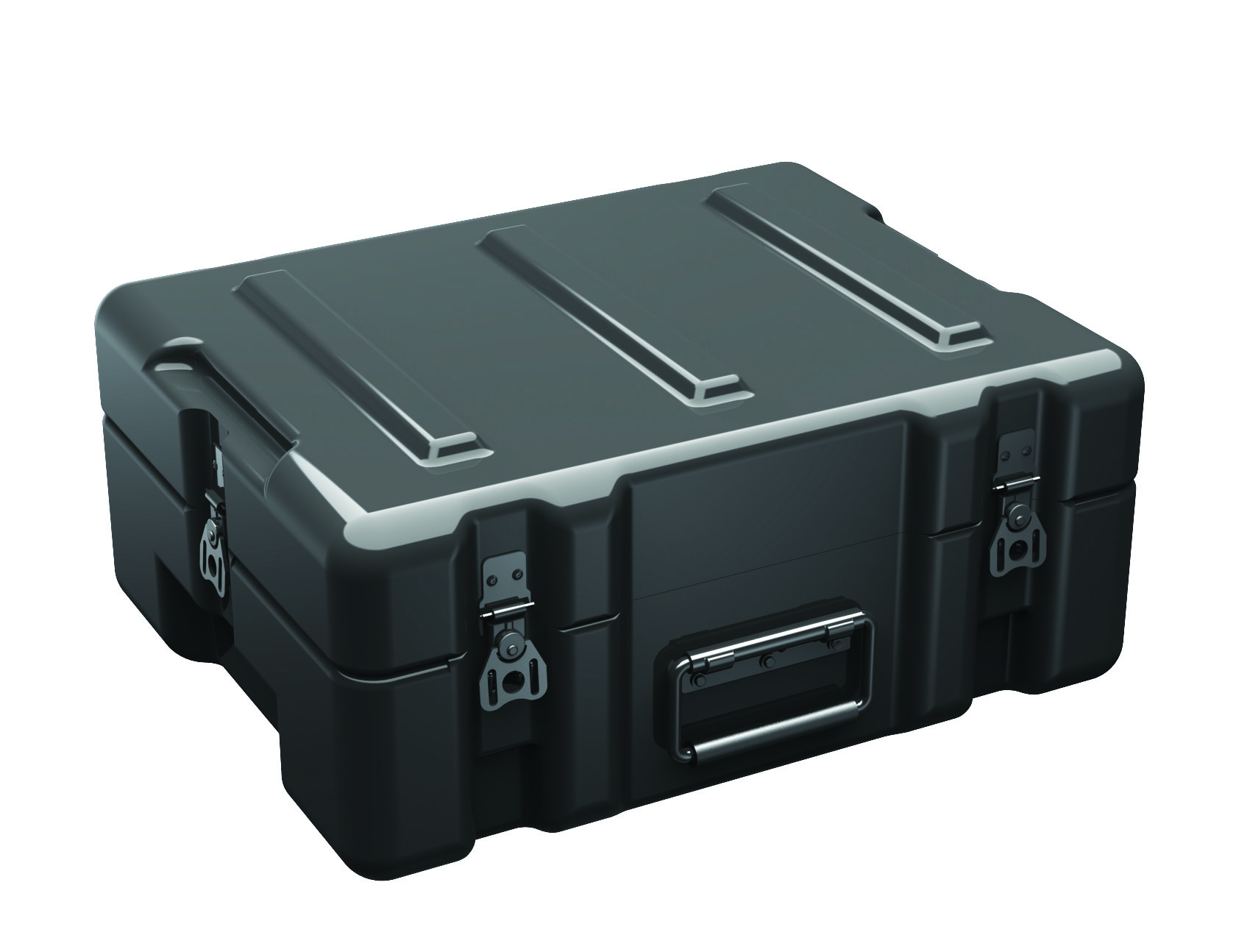 CL1713-0403 - CL1713-0403 Single Lid Flat Shipping Case