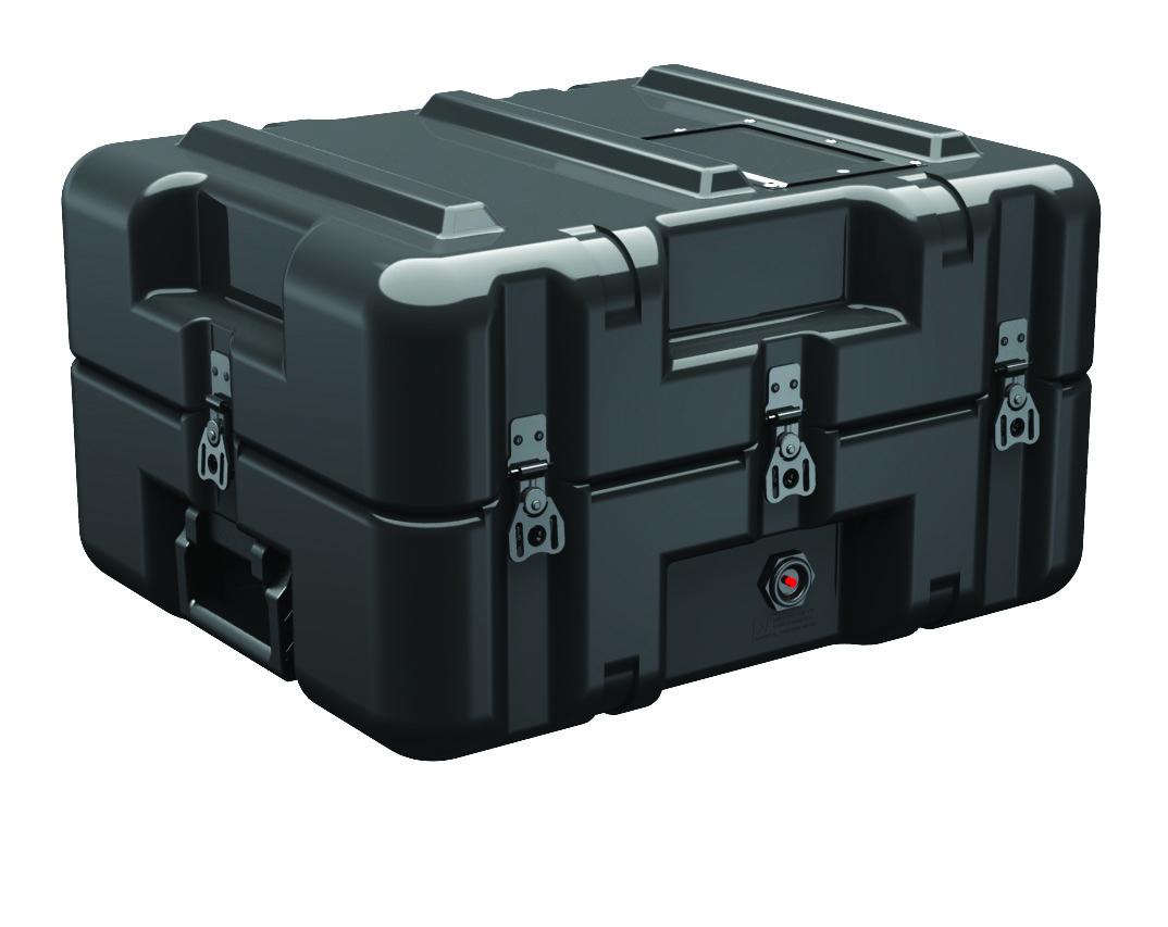 AL1814-0505 - AL1814-0505 Single Lid Trunk Case