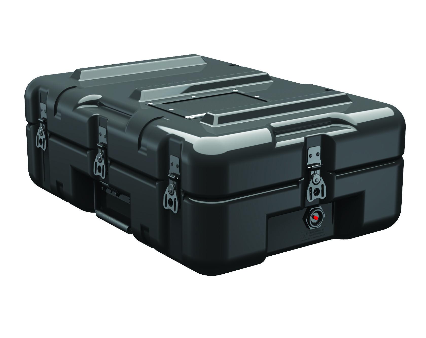 AL2013-0403 - AL2013-0403 Single Lid Flat Case