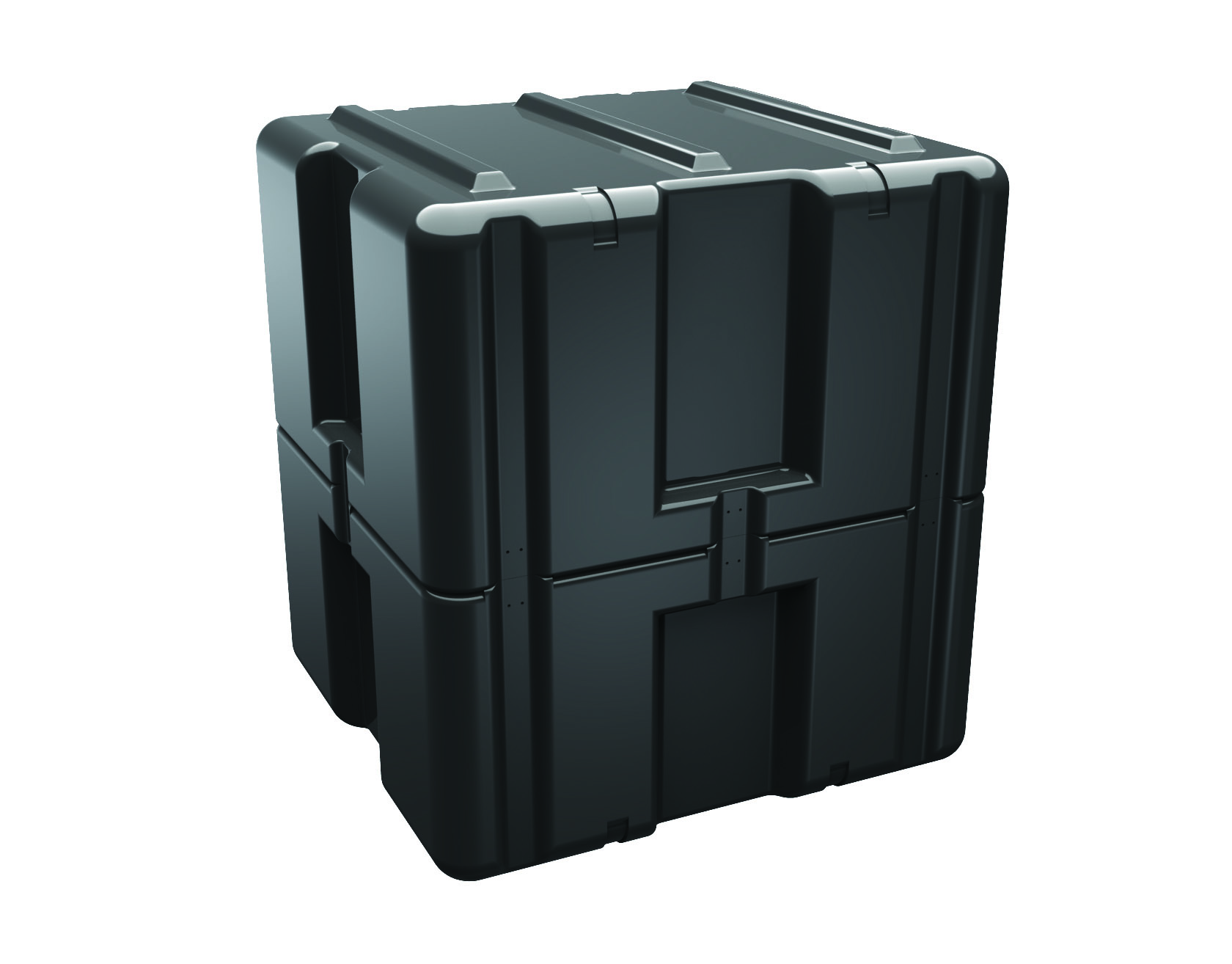 AL2221-1214 - AL2221-1214 Military Storage Container Single Lid