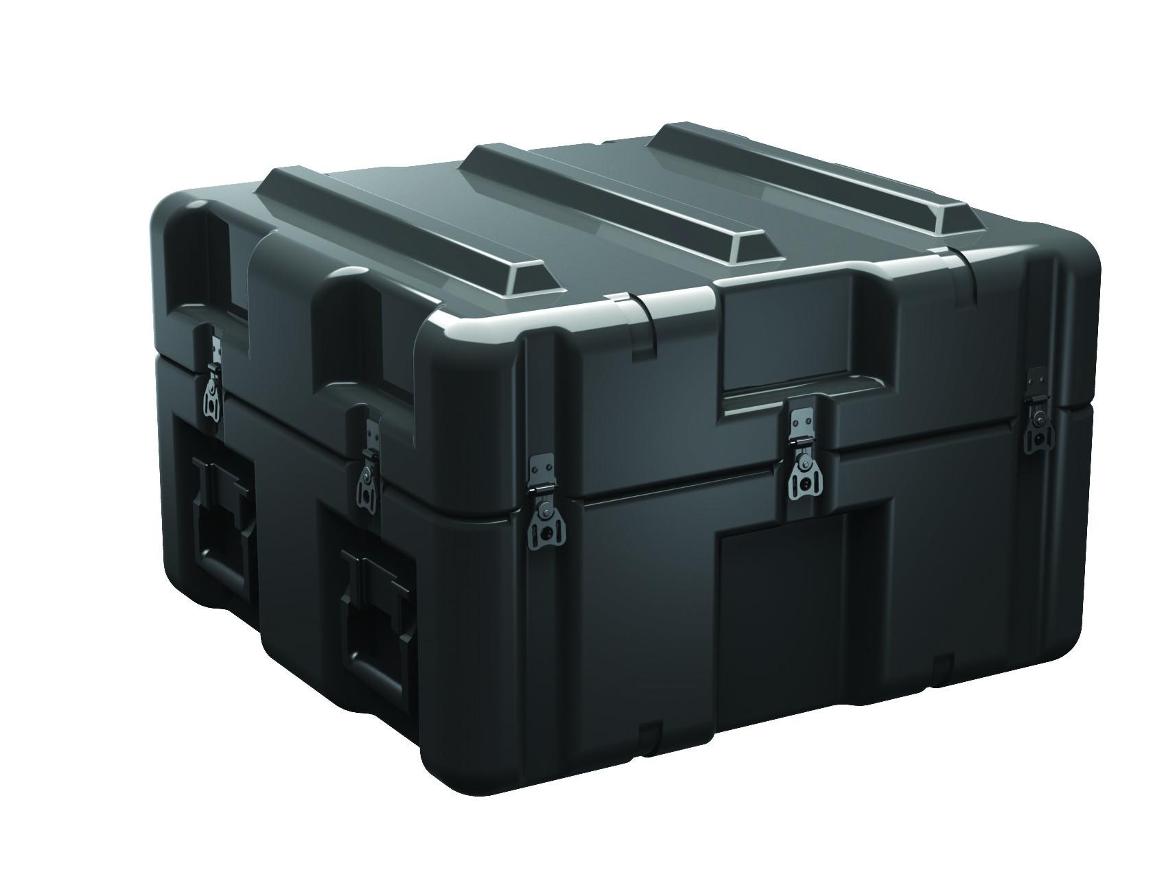AL2423-0906 - AL2423-0906 Hinged Single Lid Case - CasesTsa