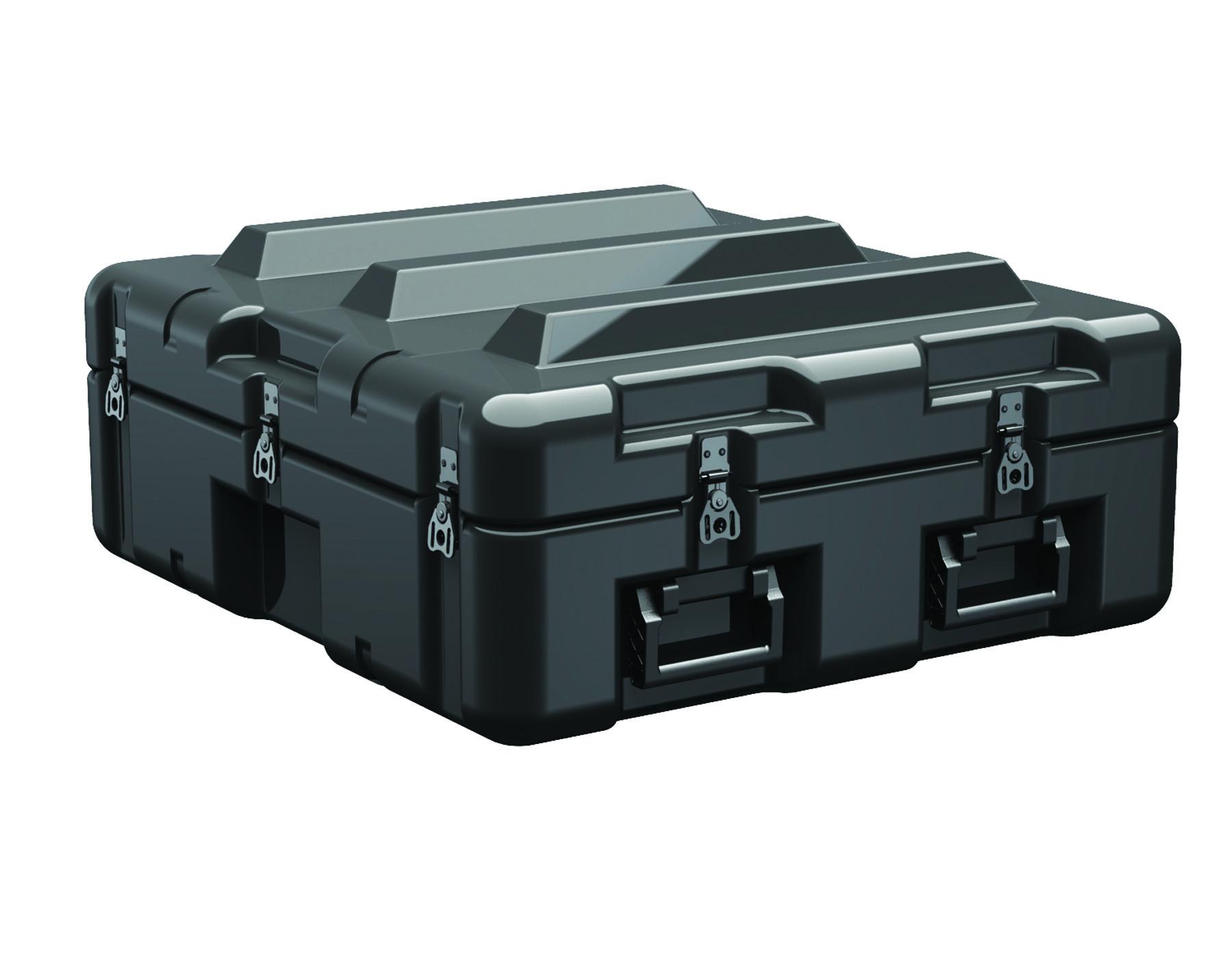 AL2624-0503 - AL2624-0503 Hinged Single Lid Case - CasesTSA
