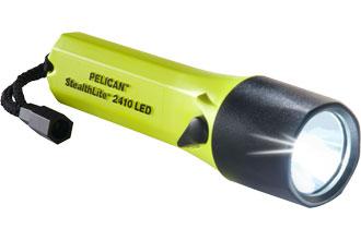 2410 - Pelican StealthLite 2410 LED Flashlight Brightest