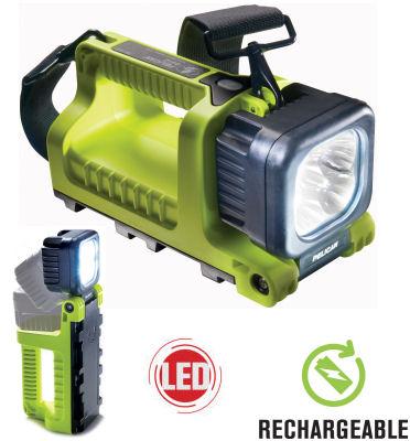 9410LED - Pelican 9410L LED Lantern high lumen flashlight